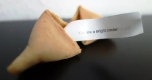 Sie sind ein strahlender Mittelpunkt - You are a bright center!